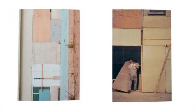 Leiter Worker / Mondrian Worker